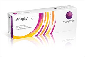 Vi introducerer MiSight® 1 day